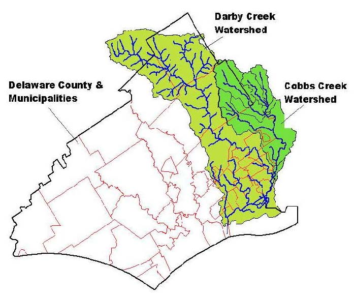 Darby Creek Delaware County Conservation DistrictDelaware County - How many counties are in delaware